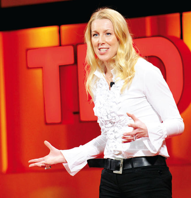 Caroline Casey TED