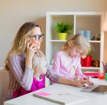 balance trabajo y familia